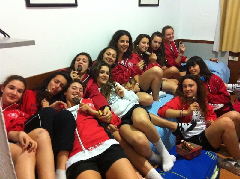 Pasamos A Cuartos De Final Como 2º De Grupo Cb Portuense